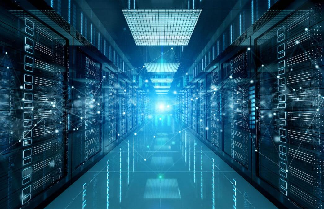 Data center Salesforce