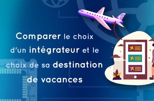 Choisissez votre intégrateur CRM comme votre prochaine destination de vacances