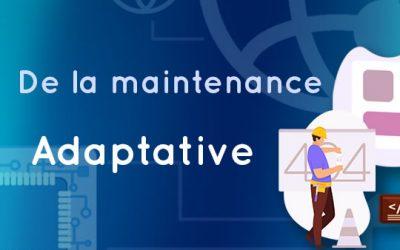 De la maintenance Adaptative