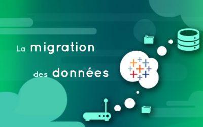 La migration des données